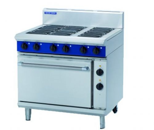Blue Seal Evolution E506D 6 Element Range Static Oven